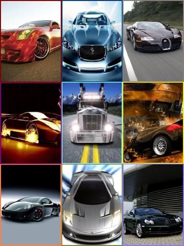 Анимации и картинки автомобили для